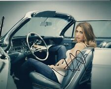 NATALIE ZEA SIGNED JUSTIFIED SIGNED 10X8 PHOTO GUARANTEED AUTHENTIC AFTAL #199