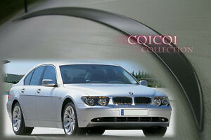Painted BMW 02-05 E65 E66 7-series Sedan M3 Type Trunk Spoiler All Color ◎