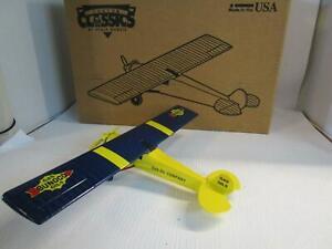 Spirit of St Louis Custom Classics 1/48 Scale Sunoco Yellow Aviator 116 Diecast