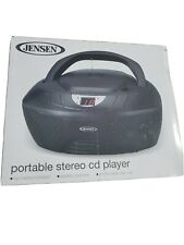 Jensen Portable Stereo Cd Player Awesome!