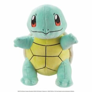 "Pokemon ~ Squirtle ~ 8"" (20 cm) Supersoft Plush Character"