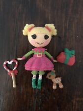 Lalaloopsy Mini HOLLY SLEIGHBELLS W/ Accessories Retired Target Exclusive