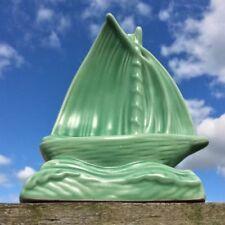 Green Vases 1920-1939 (Art Deco) Date Range Pottery