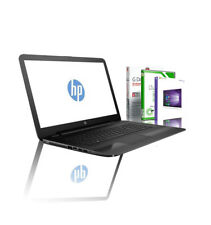 "15.6"" HP Notebook AMD Quad Core 7110 4x1.80GHz 8GB RAM 750GB HDD Windows 10 PRO"