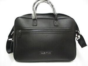 Valentino Bags Faux Leather Finn Doc Laptop Bag Bag21 R
