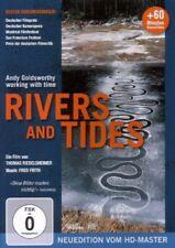 DOKUMENTATION - RIVERS AND TIDES  DVD NEU