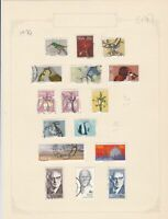 south african 1974 stamps page ref 17915