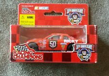Ricky Craven #50 Hendrick 1998 1/64 Racing Champions Monte Carlo Stock Car 50TH