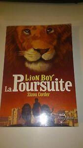Lion Boy, Tome 3 : La Poursuite - Zizou Corder