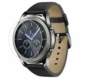 For Samsung Gear S3 Frontier Tempered Glass Screen Protector Guard Ultra Clear
