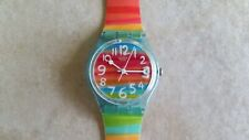 Kids Unisex Swatch Wrist Watch