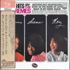 DIANA ROSS & THE SUPREMES-MORE HITS BY THE..-JAPAN MINI LP SHM-CD Ltd/Ed G00