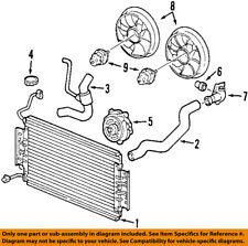 GM OEM-Engine Water Pump 89017269
