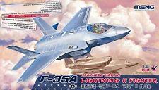Meng Model LS-007 1/48 Lockheed Martin F-35A Lightning II