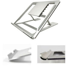New listing Adjustable Portable Notebook Stand Aluminum Alloy Foldable Cooling Base Rack Us