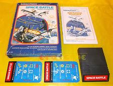 SPACE BATTLE Intellivision Versione Italiana ○○○○○ COMPLETO