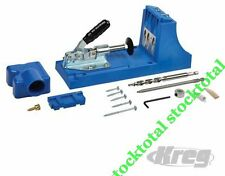Kreg Jig® Guía de taladro desmontable de acero endurecido para utiliza 256272