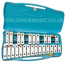 Angel AX25N2 -  25 Note 40Cm Glockenspiel With Case and  2 beaters