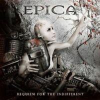 EPICA - REQUIEM FOR THE INDIFFERENT  CD LIMITIERTES DIGIBOOK SYMPHONIC METAL NEU