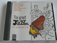 The Great Jazz Pianists - Various (CD Album) Used Very Good
