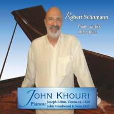 John Khouri - Schumann Piano Works [New CD]