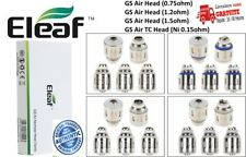 Résistances ELEAF GS AIR  (Heads, Coils) - AUTHENTIQUE