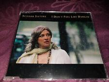 Scissor Sisters / I Dont feel Like Dancin - Maxi CD
