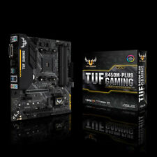 Asus TUF B450m-plus videojuego Matx placa base AMD AM4 CPU
