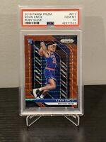 Kevin Knox 2018 Panini RUBY WAVE Prizm Basketball Rookie RC Card #217 PSA 10 🔥