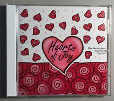 Valentines Day Gift Christian Music CD Hearts of Joy Love Songs Romantic