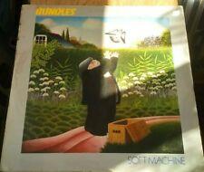 Soft Machine - Bundles - Vinyl LP UK 🇬🇧 1st Press Harvest A-1U/B-1U + Inner