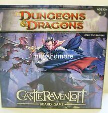 D&D Dungeons&Dragons Castle Ravenloft Board Game / Brettspiel