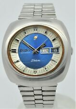 Enicar Sherpa automatic 167-10-03 day and date watch