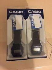 Casio 50m Digital Watch F-91W-1YER RRP £25.00 Our Price £15.90