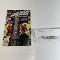 1989 Marvel Comics, Daredevil #270 September w/Spiderman - Damaged
