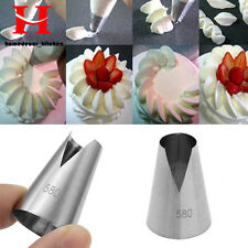 New Flower Icing Piping Tips Nozzle Cake Cupcake Decorating Pastry Tools