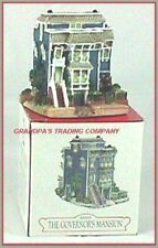 Liberty Falls Ah105 The Governors Mansion Home House Christmas New in Box