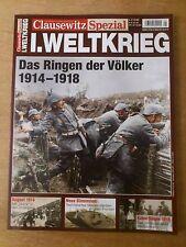 Carl Von Clstampaewitz Spezial Das Magazin per Storia Militare.(i) . Weltkrieg