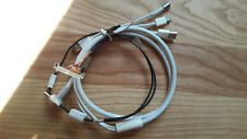 """Apple Mac Cinema Display A1267 24"""" LCD Monitor All in One Display Cable"""