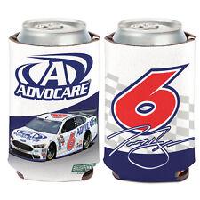 Trevor Bayne ADVOCARE Can Cooler 12 oz. NASCAR Koozie