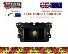 DVD GPS WIFI BT ANDROID 9.1 DAB+ CARPLAY WIFI FOR MAZDA CX-7 2009-14 RD7661