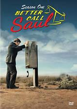 Better Call Saul: Season 1 (DVD, 2015, 3-Disc Set)
