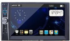 """7"""" Touch Screen 2 DIN, Bluetooth Car Audio USB MP5 Player Stereo player radio OZ"""