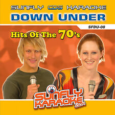 DOWN UNDER 70'S DISC SUNFLY KARAOKE CD+G