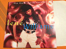 "TENE WILLIAMS - Give Him A Love He Can Feel - '93 US 12"" Vinyl FUNK/RnB - NMINT"
