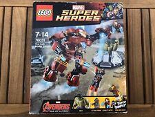 Lego 76031 - Marvel Super Heroes - The Hulk Buster Smash