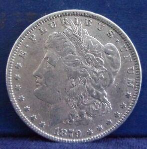 1879 $1 Morgan Silver Dollar   #765