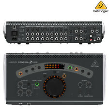Behringer Xenyx CONTROL2USB Communication Audio Interface l Authorized Dealer