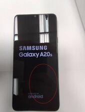 """USED-Samsung Galaxy A20s 32GB 3GB RAM FACTORY UNLOCKED 6.5"""" (BLUE)"""