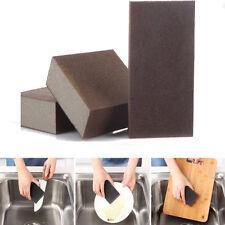 Hot Magic Emery Sponge Brush Eraser Cleaner Kitchen Rust Cleaning Removing Tool